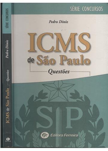 ICMS de São Paulo - Questões