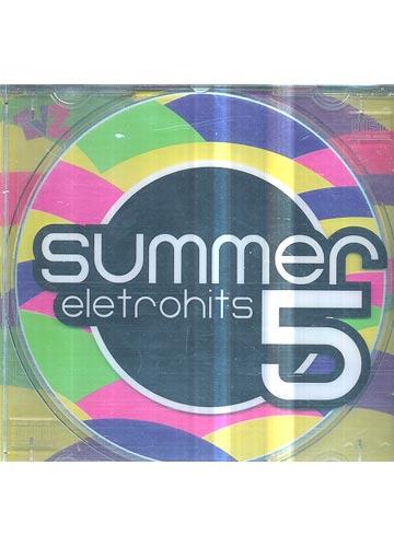 cd do summer eletrohits 5