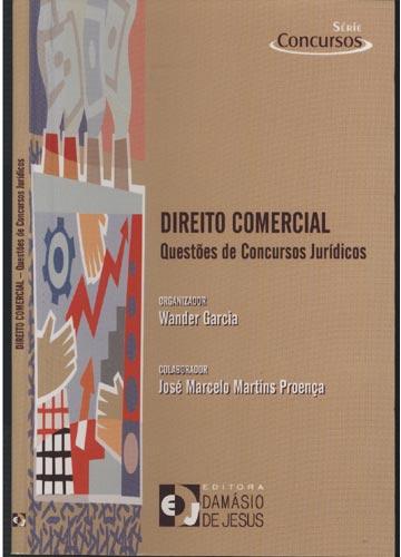 Direito Comercial - Questões de Concursos Jurídicos