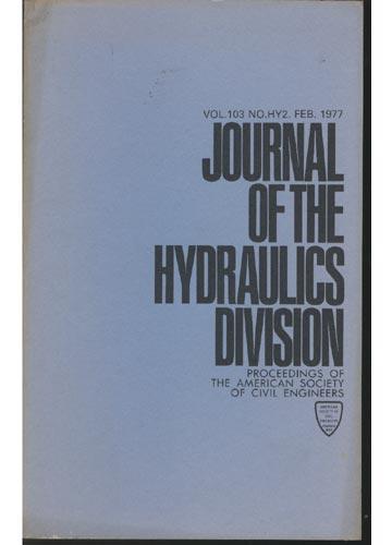 Asce Hydraulics Division - Feb.1977 - Vol.103 - No.Hy2.