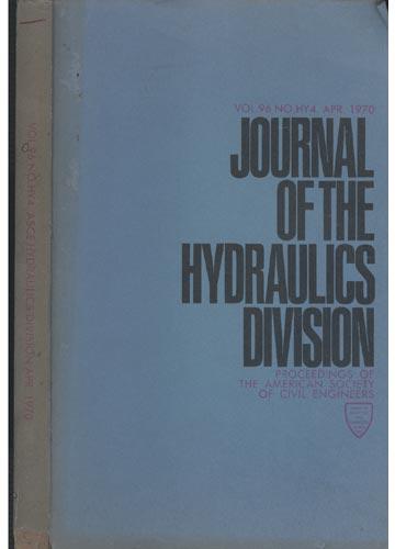 Asce Hydraulics Division - Apr. 1970 - Vol.96 - No.Hy4.
