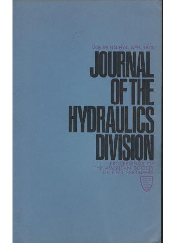 Asce Hydraulics Division - Apr. 1973 - Vol.99 - No.Hy4.
