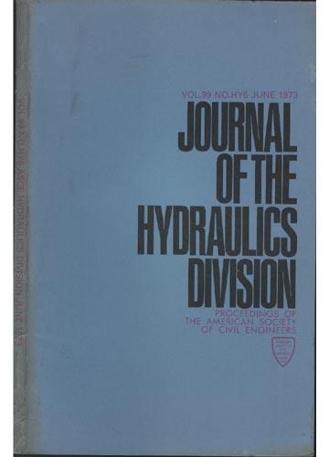 Asce Hydraulics Division - June 1973 - Vol.99 - No.Hy6.