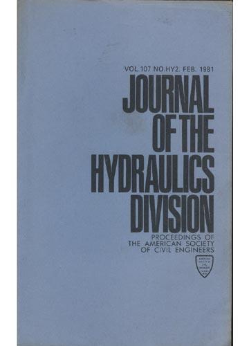 Asce Hydraulics Division - Feb. 1981 - Vol.107 - No.Hy2.