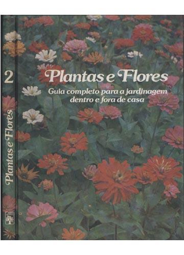 Plantas e Flores - Volume 2