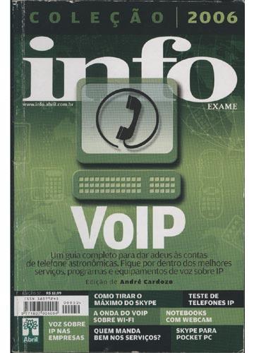 Info - Coleção 2006 - Volp