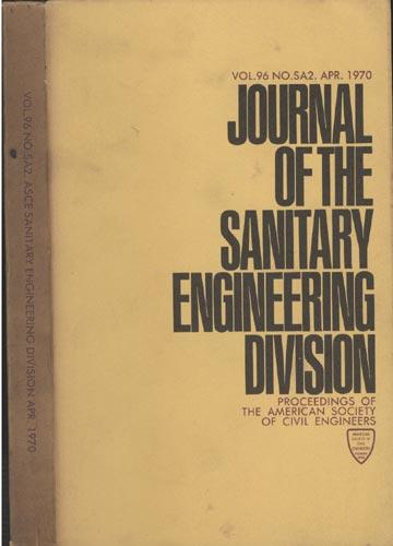 Asce Sanitary Engineering Division - Apr. 1970 - Vol.96 - No.Sa2.