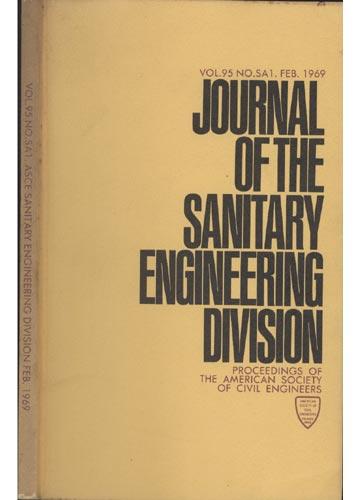 Asce Sanitary Engineering Division - Feb. 1969 - Vol.95 - No.Sa1.