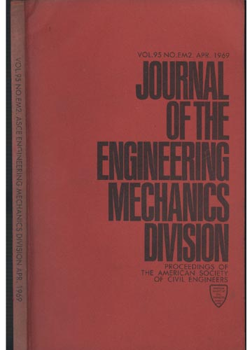 Asce Engineering Mechanics Division - Apr. 1969 - Vol.95 - No.Em2.