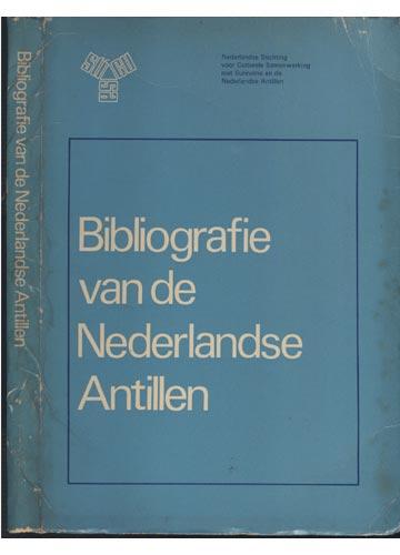Bibliografie van de Nederlandse Antillen