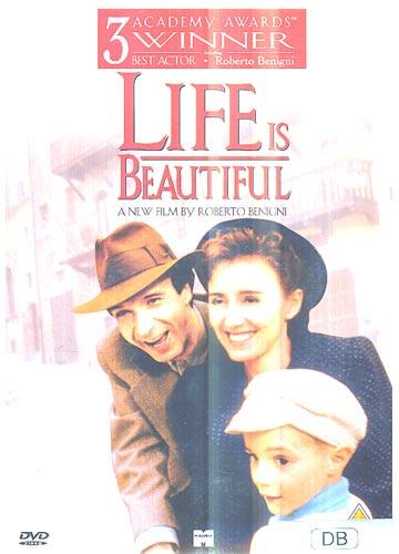 Life is Beautiful *region 2*