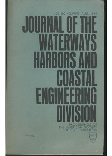 Asce Waterways Harbors and Coastal Engineering Division - Aug 1974 - Vol. 100 - No.WW3
