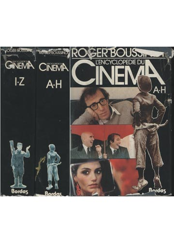 L'Encyclopedie du Cinema - 2 Volumes