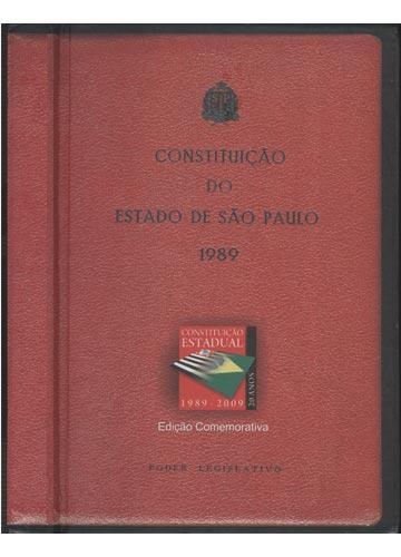 Constituição do Estado de São Paulo 1989
