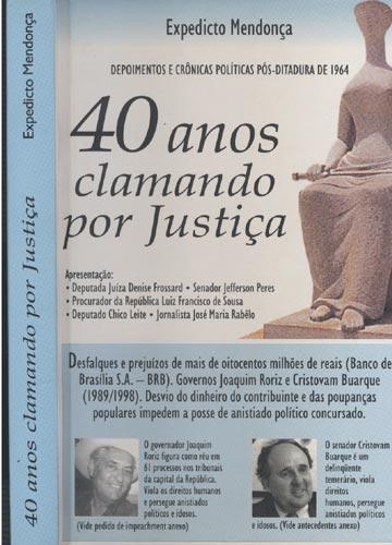40 Anos Clamando por Justiça