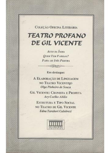 Teatro Profano de Gil Vicente