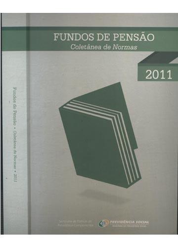 Fundos de Pensão - 2011
