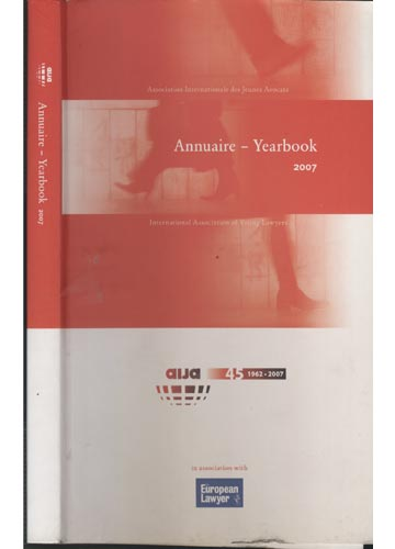 Annuaire - Yearbook 2007