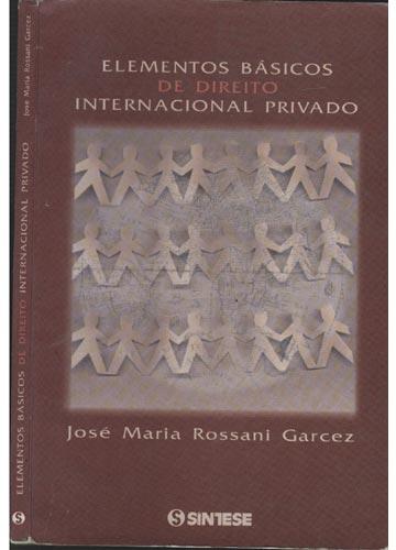 Elementos Básicos de Direito Internacional Privado