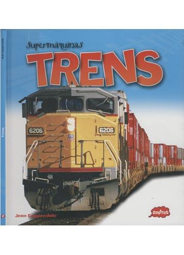Trens - Supermáquinas
