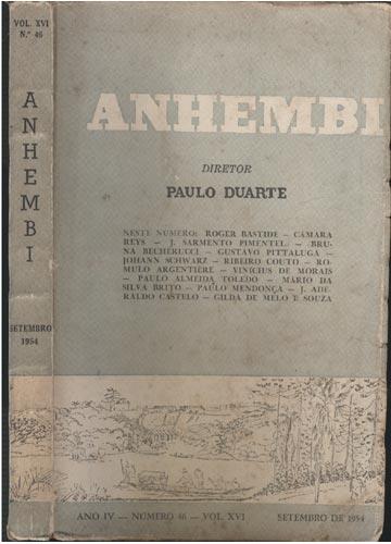 Anhembi - Nº 46 - Volume XVI