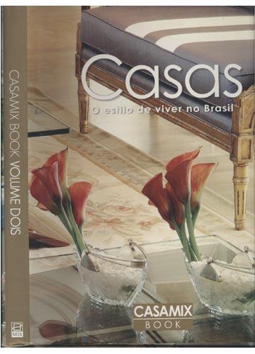 Casamix Book - Volume Dois