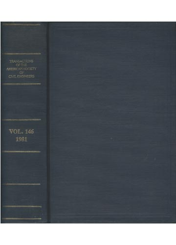 Transactions of the American Society of Civil Engineers - Volume 146