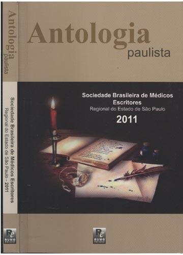 Antologia Paulista - Sociedade Brasileira de Médicos Escritores