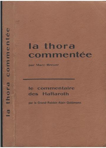 La Thora Commentée