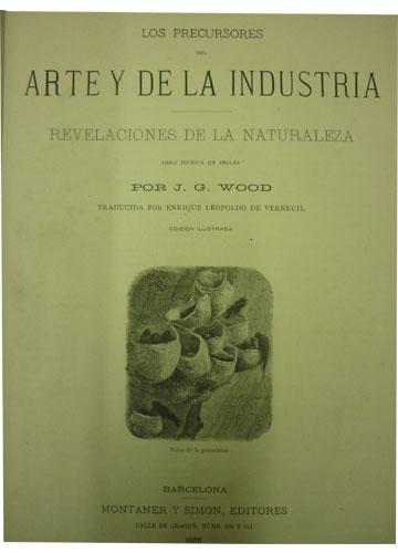 Los Percursores del Arte y de la Industria