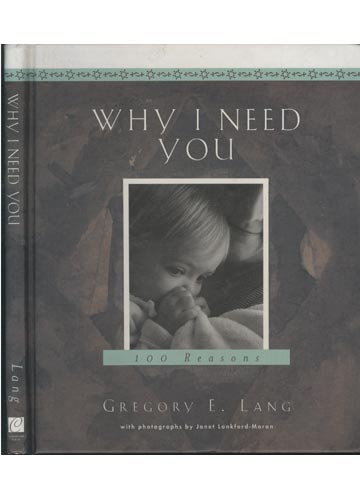 Why I Need You