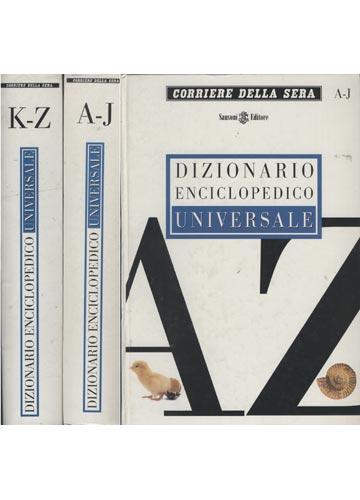 Dizionario Enciclopedico Universale - 2 Volumes
