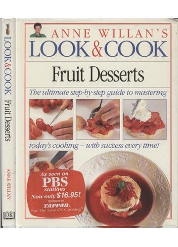 Look & Cook - Fruit Desserts