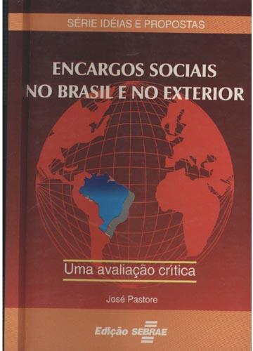 Encargos Sociais no Brasil e no Exterior