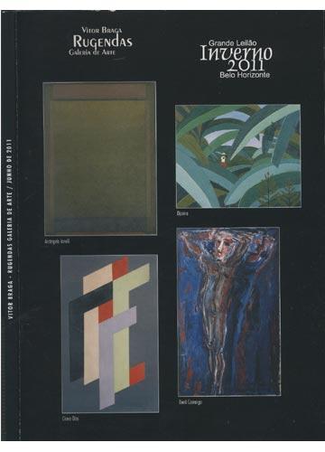 Vitor Braga - Rugendas Galeria de Arte / Junho de 2011