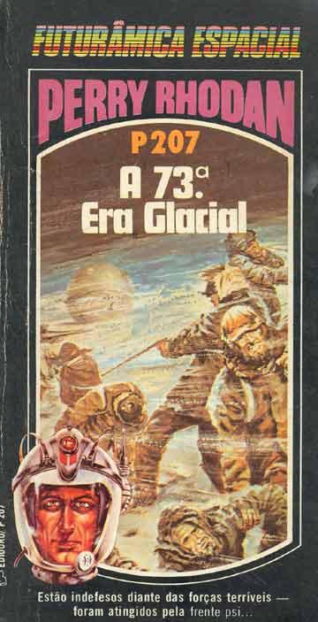 Perry Rhodan - Nº 207 - A 73ª Era Glacial