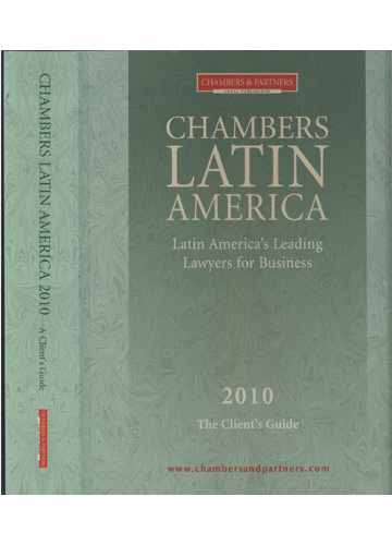 Chambers Latin America 2010 - A Client's Guide