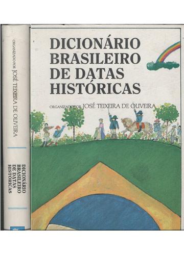 Dicionário Brasileiro de Datas Históricas