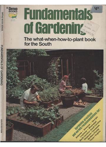 Fundamentals of Gardening