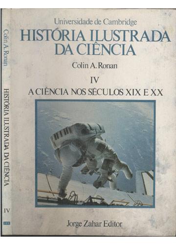História Ilustrada da Ciência - Volume 4