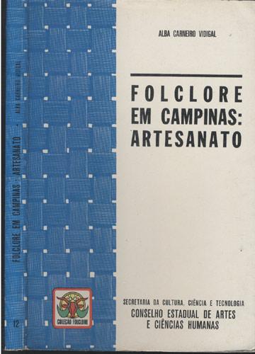 Folklore em Campinas - Artesanato