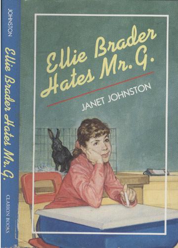 Ellie Brader Hates Mr. G.