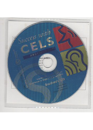 Success With Cels - Preliminary - Student's Book - Com CD