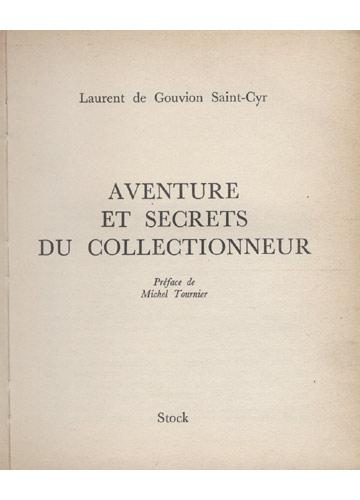 Aventure et Secrets du Collectionneur