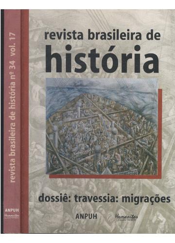 Revista Brasileira de História - Nº 34 - Volume 17