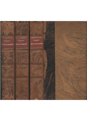 Montalembert - 3 Volumes