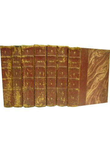 Coleção Pie XI - 14 Tomos Em 7 Volumes