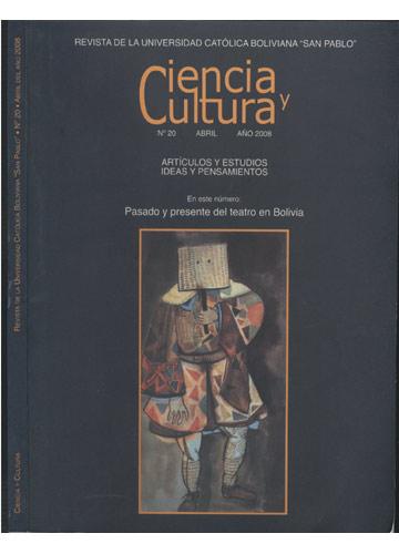 Revista de La Universidad Católica Boliviana San Pablo - Nº.20 - Abril Del Año 2008