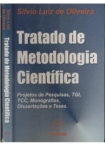 Tratado de Metodologia Científica