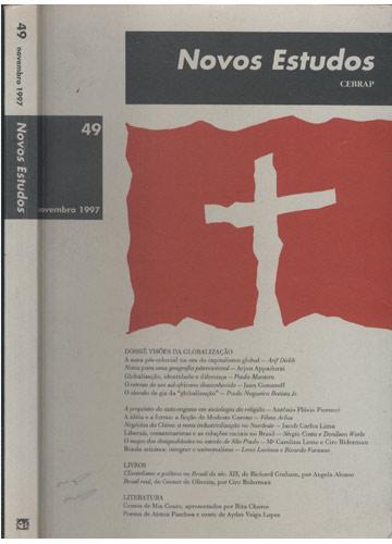 Novos Estudos - Cebrap - Nº 49